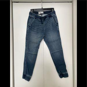 abercrombie kids jogger jeans